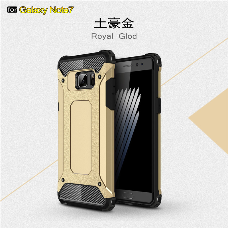 Mobile parts nano Anti gravity Case Cover For Samsung Galaxy Note 7 N9300