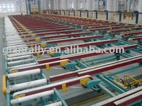 Cooling Table for aluminium profile