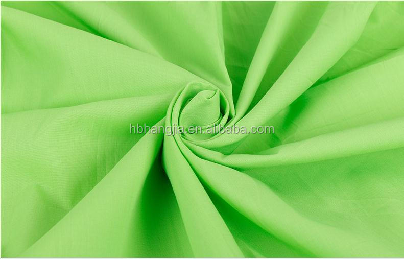 polished cotton fabric