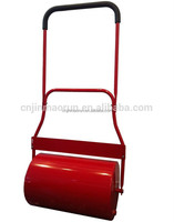 TC0517 Bright Red Steel Garden Roller (New 2015 Model)