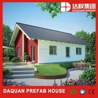 2015 Hot! New! 2014 new design fast installation prefab villa/tiny houses /morden house design
