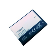 2000mAh 7.60Wh Li-Ion 3.8V Mobile Phone Replacment Battery For Alcatel One Touch 7040 / TLi020A1