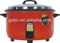 Big Restaurant Rice Cookers non-stick inner pot
