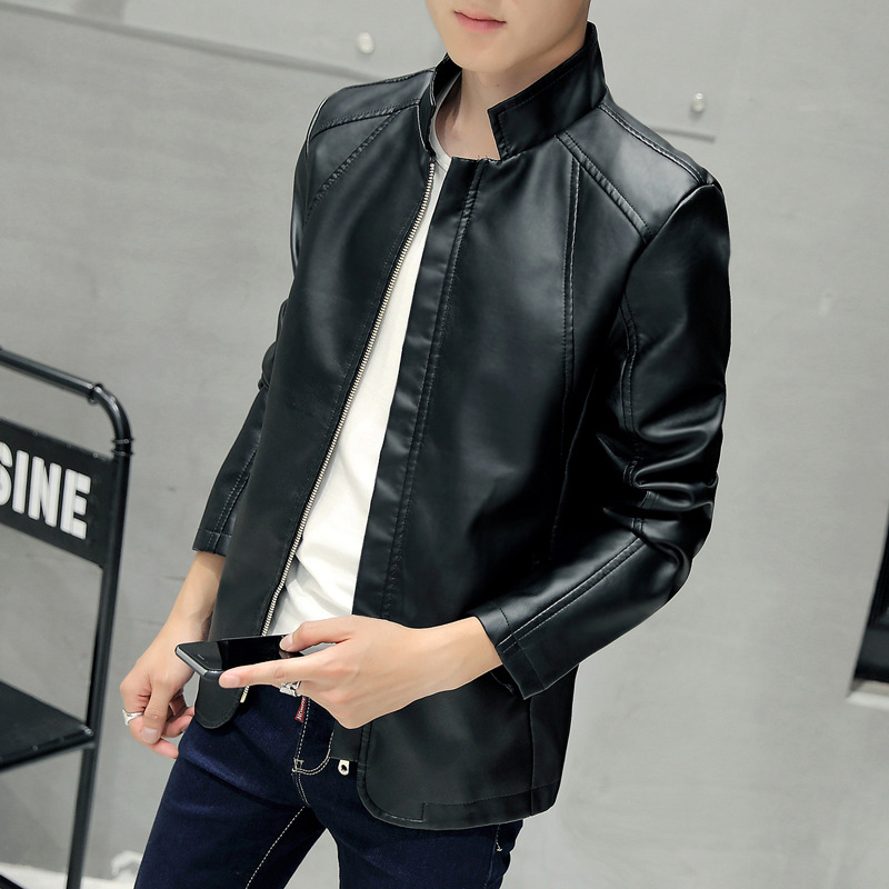 C72883A Most fashion hot sale good quality cheap mens leather jackets
