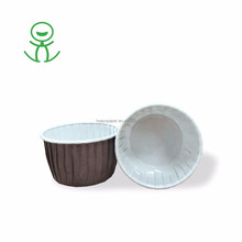 Wholesale paper muffin cups with PE inner coating