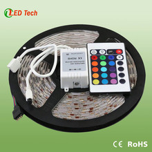 Chinese black light led strip manufacturer, 12v voltage and solar light, double Fpcb linear light flexible strip light.