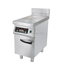 High Quality Commercial Induction Deep Fryer For Fried Chicken