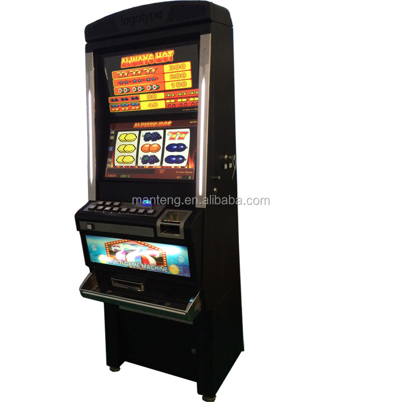 multi slot machine