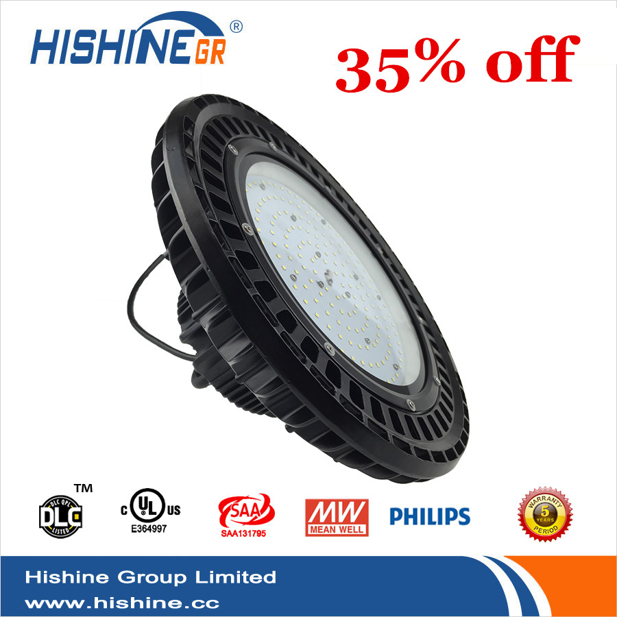 New Ufo Led High Bay Light 150W UFO Highbay With Meanwell Driver, Only 77.7usd from Shenzhen Factory