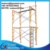 Types of Scaffolding System Height 900-1900mm (2.9-6.3 ft)
