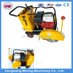 high efficiency 2016 hot sell honda engine gasoline road cutting machine