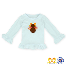 Special price clothing in turkey kids clothes 2pcs sets, thanksgiving day suit wholesale