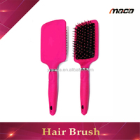 Professional hair dryer rotating brush