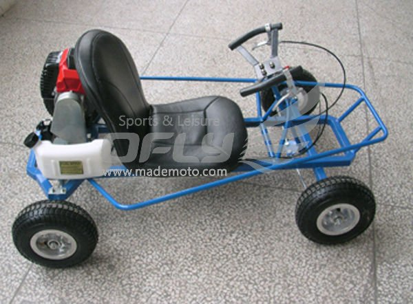 Low price 43cc China go kart parts
