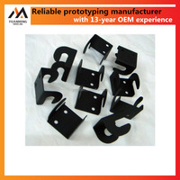 Rapid Prototype Aluminium CNC Machining Mechanical Parts Car
