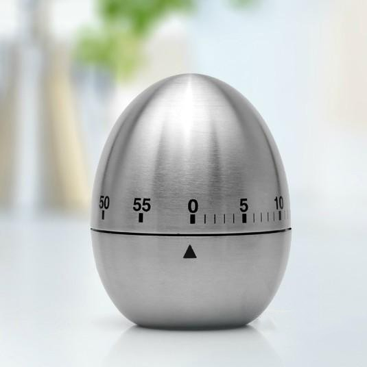 Wholesale Stainless Steel Metal kitchen <strong>timer</strong> stainless steel egg <strong>timer</strong>