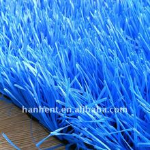Blue High quality synthetic Grass Artificial Turf for Sports Field