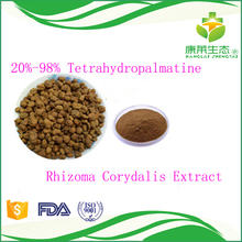 Natural source Rhizoma Corydalis P.E powder yuanhu extract powder potent muscle relaxant