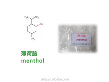 Menthol crystals food grade , synthetic menthol , Menthol crystal mint Cas:89-78-1