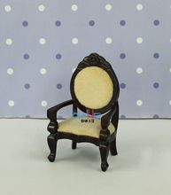 1/12 scale dollhouse miniature sofa Doll House Mini Sofa Living Room Furniture QW60461