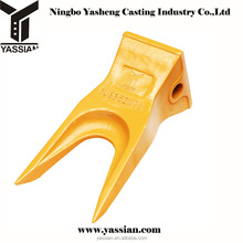 2017 YASSIAN professional J460 tiger teeth excavator parts bucket teeth 1U3352WTL for sale