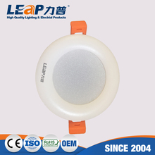 Round Cfl Ceiling Led Hexagon Panel Dim Light Restaurant