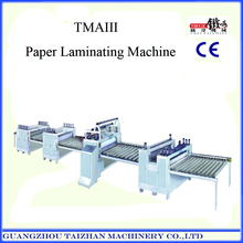 PVC film , PU Paper Lamination machine