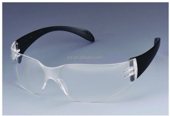 CE EN 166 F safety glasses