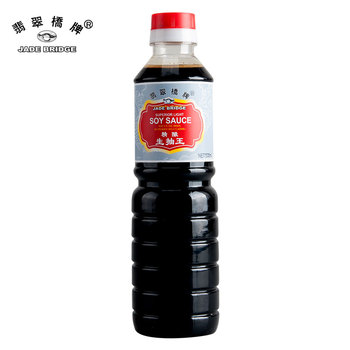 PET packing superior light soy sauce 500ml made in China