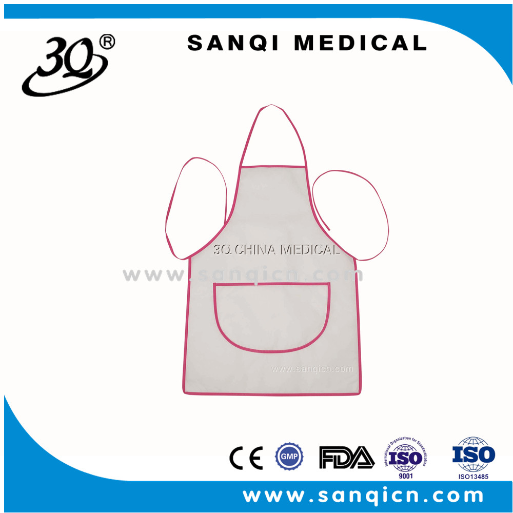 home cooking use pp nonwoven disposable apron