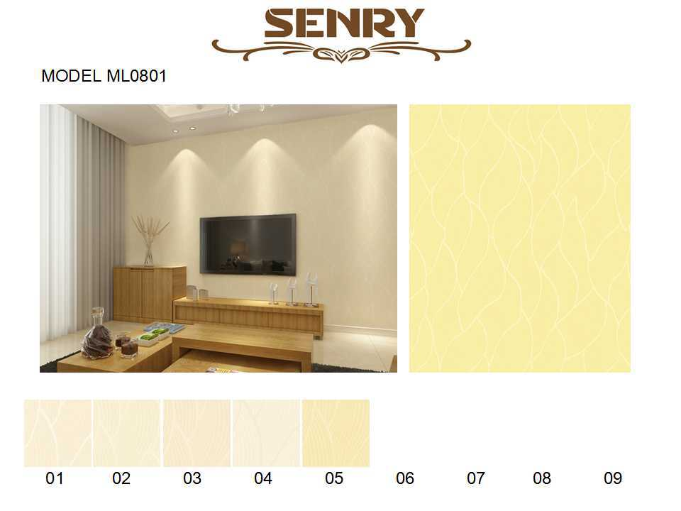 <Milan> 1.06m Catalogue Senry Wallpaper Catalogue Hot Selling