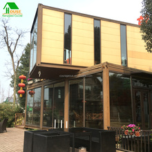 Modern Luxury Expandable Shipping Container House/Homes/Bar