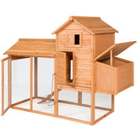 Chinese supplier best selling wholesale large cheap wooden chicken coop