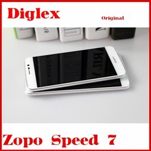 New Arrival Zopo speed 7 Smart Phone MTK6753 3GB+16GB Android Phone 5.0inch GPS 4G LTE Google Play