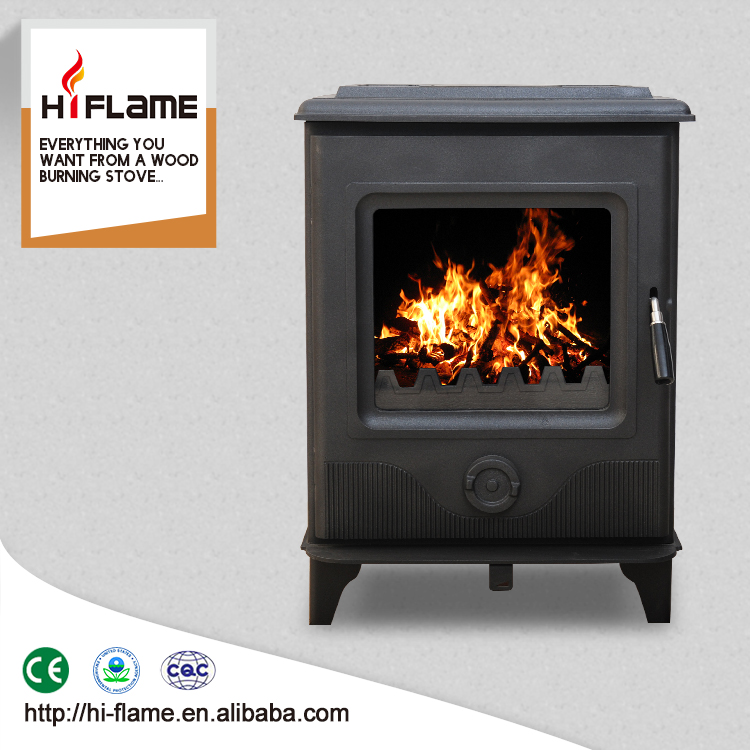 Carbon Steel plate Multi-fuel 8KW wood stoves design wood fire place HF907