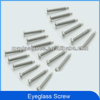 Rimless Eyeglass Nuts : Alibaba Manufacturer Directory - Suppliers, Manufacturers ...
