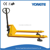 2 ton China hydraulic hand pallet truck for sale