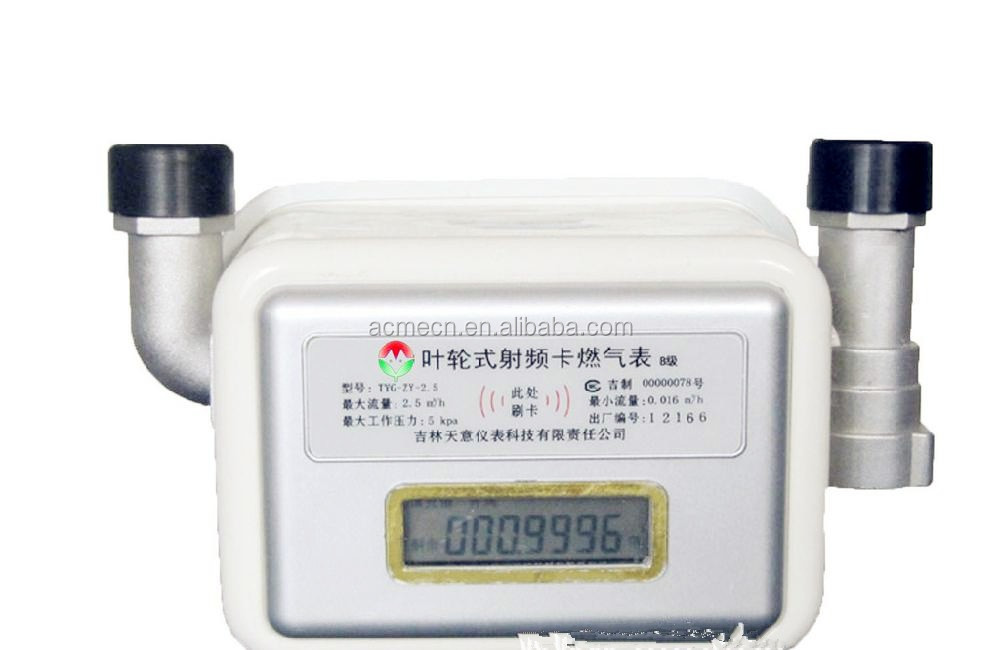 New!50% off! ACME biogas flowmeter