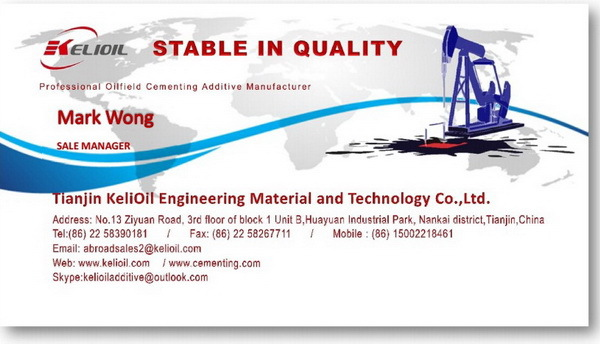Oilfield Fluid Loss Additive CG310L Liquid for Oil Well Cementing