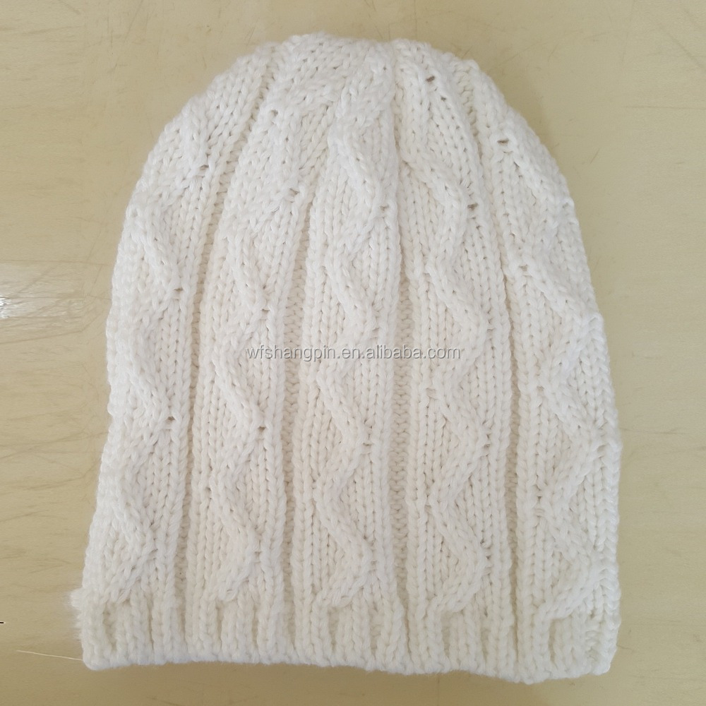 Venta al por mayor knit crochet hats-Compre online los mejores knit ...