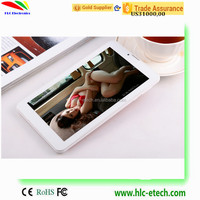 high quality one year warranty china best price 7 inch mediated tablet pc dual core 2/3G FM blutooth wife