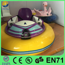 kids popular game machine electric battery operated kiddie bumper car for children made in China