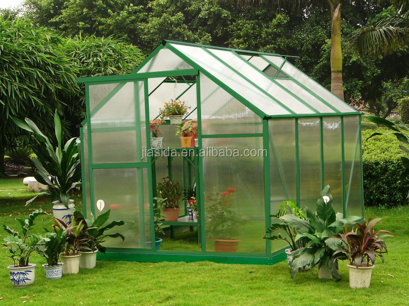 soundproof thermal insulation polycarbonate sunroom
