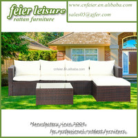 modern rattan wicker restaurant outdoor furniture sale