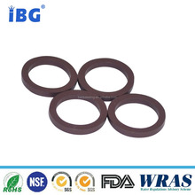 Excellent Corrosion Resistance Round Flat Rubber Gasket