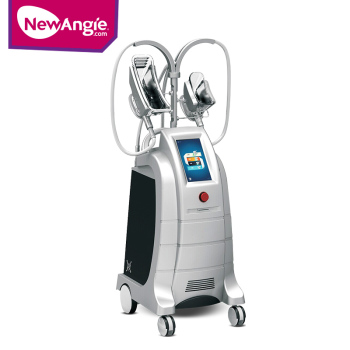 Best selling body vetreductie cryolipolysis machine vet bevriezing 4 handgrepen