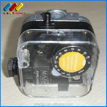 China Intelligent Industrial Uses Adjustable Pressure Control Switch