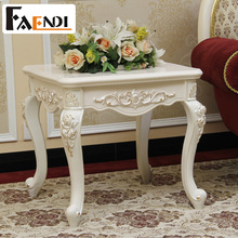 Luxury Classic Home Furniture Wall Wood Carved Console Table