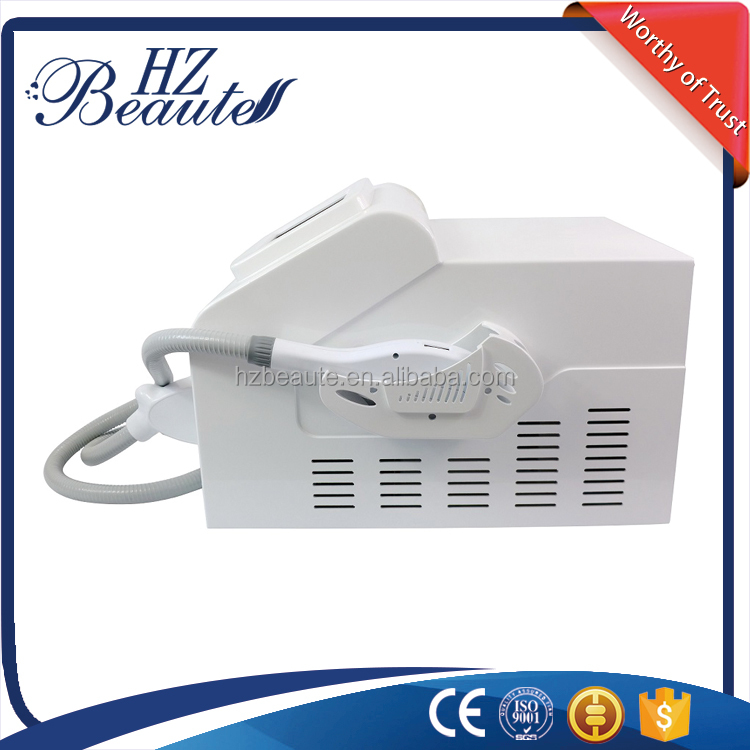 Newest air cooling and semiconductor cooling no side effect shr novelty products for import