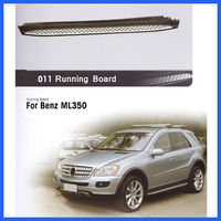 led running board for Mercedes Benz ML350